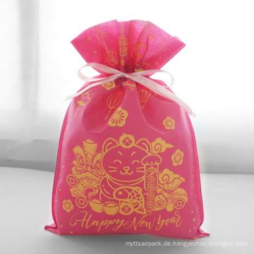 Fortune Cat Rediance Neujahr Bag Verpackungsgeschenk