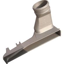 Tuyau d'admission en aluminium moulé