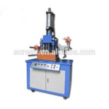 Máquina de carimbo de folha quente de preço de fábrica para venda