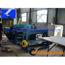 poultry feeding welded cage making machine