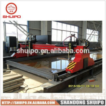 High quality and efficiency CNC flame and plasma cutting machine