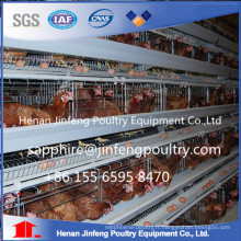 Chine Fournisseur Usine Henan Jinfeng Conception Layer Cage