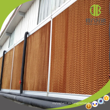 Ventilador de ventilación eficiente para casa de cerdo