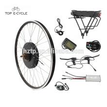 Kit de conversión de 1000W sin cepillo 48V bicicleta eléctrica ebike hub motor kit
