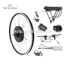 1000W conversion kit brushless 48V electric bike ebike hub motor kit