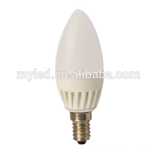 Ampoules à 5 Go Super Brightness de 180 degrés LED E27 / E14 Dimmable LED Blub Light
