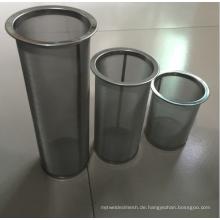 100 150 Mikron-Edelstahl-kalter Brew Kaffeefilter für 1quart Maurer-Glas