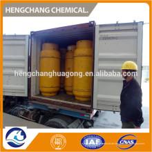Reines 99,6% 99,8% 99,9% wasserfreies Ammoniak Flüssiggas NH3 für Kältemittel