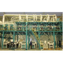 Corn/Maize Flour Making Machinery
