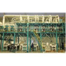 150-500tpd Set Completo Fábrica de moagem de farinha de trigo