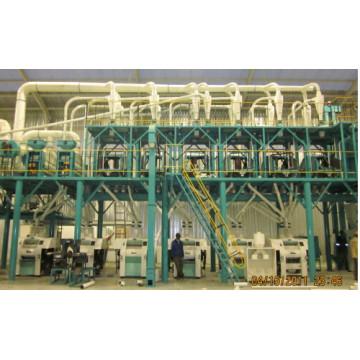 150-500tpd Complete Set Wheat Flour Milling Plant