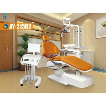 New European Type Dental Unit with Rotatable Unit Box