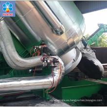 10T / H FFB al molino de aceite de palma CPO, precio de la máquina de extracción de aceite de palma