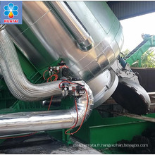 10T / H FFB à l'usine d'huile de palme de CPO, prix de machine d'extraction d'huile de palme