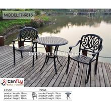 garden treasures waterproof cast iron patio furniture