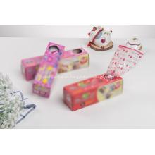 Bolsa de embalaje de plástico en caja de diseño animal HDPE