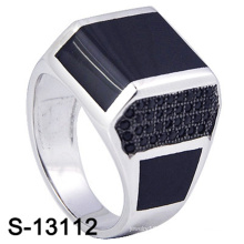 High End Jewelry Ring Silver 925 for Man
