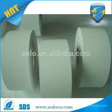 Adhesive Printable white vinyl material/Ultra thin destructible vinyl roll