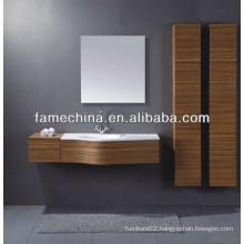Elegant style Melamine bathroom vanity
