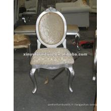 2015 nouveau design chaise blanche Louis XYD069