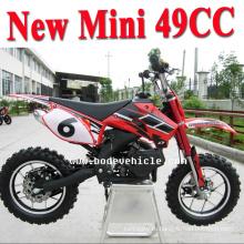 Боде новых 49куб.см мини-мотоцикл/мини грязь велосипед/50cc мини-Мотокросс (MC-697)
