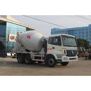 used Foton 14cbm concrete mixer trucks for sale