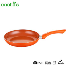Home Use Ceramic Coating Spiral Base Frypan