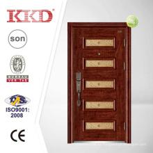 Emenda de aço da segurança porta KKD-903, com parte de alumínio