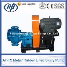 Np Metal Lined Slurry Pump
