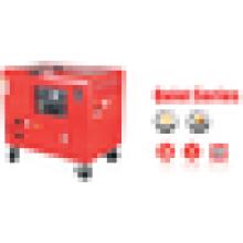 Тихий дизельный генератор мощностью 5000 Вт