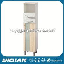 Heiße Verkaufs-Möbel freie stehende Hauptlebens-MDF-Anstrich- oder PVC-Folien-Film-Luxuxgroßer bequemer Speicher-Möbel
