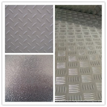 Diamond Pattern Aluminum Tread Plate for Construction and Decoration Industry