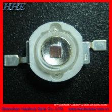 1Вт 405 нм УФ светодиодный свет