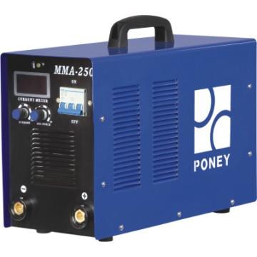 Máquina de soldadura del inversor del palillo del MOSFET del MMA con el electrodo 2.5 a 40.