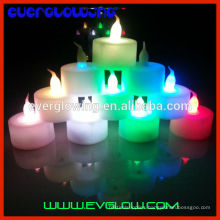 led flameless candle light hot sell 2016