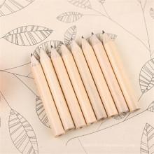 mini crayon de golf en bois bon marché en vrac