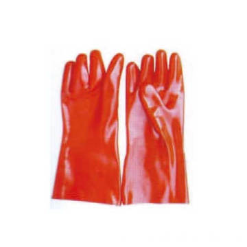 Oil/Acid Resistant Plastic Gloves