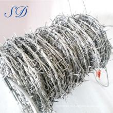 Tipos diferentes del carrete del alambre de púas del fabricante de China