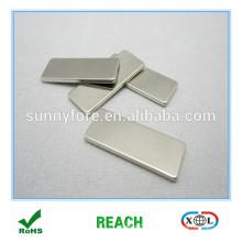Постоянный неодимовый магнит для полосы кожи