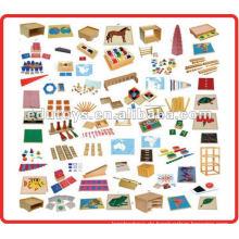 MONTESSORI Materialunterricht Werkzeuge