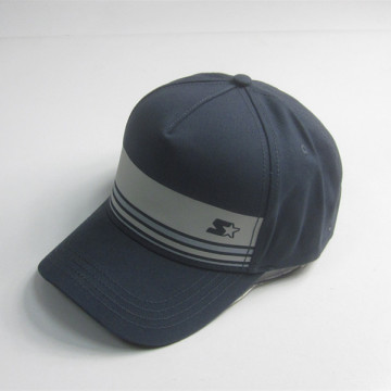 High Quality Rubber Print Cotton Cap