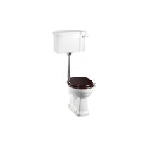 Kits de descarga de baixo alavanca para banheiro com material de latão popular no Reino Unido