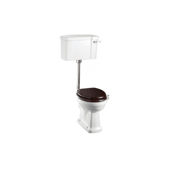 Low Lever flush pipe kits for toilet with brass material popular in UK