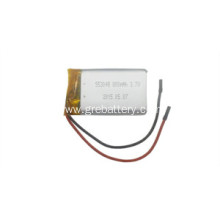 3.7V 800mAh Small Lipo Battery