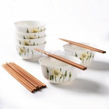 Фарфоровая чаша с китайской фарфоровой чашкой