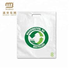 Amido de milho compostável amigável do milho da mandioca de Eco D2W EPI saco de plástico biodegradável de OXO 100% por atacado