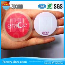 RFID Tamanho personalizado Ntag203 NFC Tag