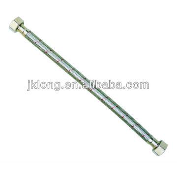 J8007 Brass Nut Flexible Stainless Steel Hose