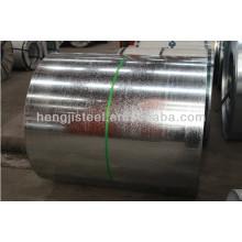 Verzinkte Stahlspule GI Spulenplatte für Bedachung