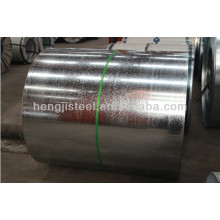 Bobina de acero galvanizado GI Hoja de bobina para cubiertas